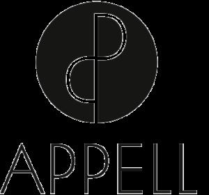 Appell, logotyp